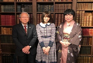 5/16 ひかりチャンネル+「乃木坂46山崎怜奈 歴史のじかん」出演